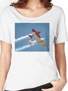 Mirror Formation @ Melton Airshow 2010 Women's Relaxed Fit T-Shirt