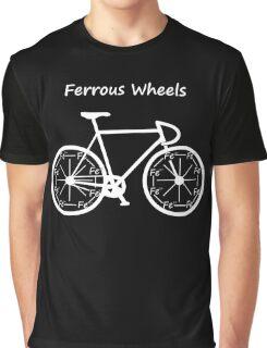 Ferrous Wheels Revised  Graphic T-Shirt