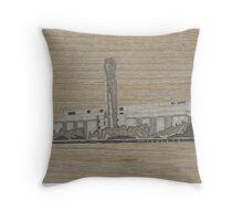 Tate Modern Throw Pillow