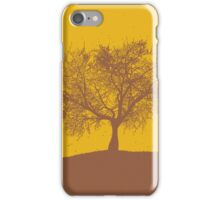 Two Tone Tree Trap iPhone Case/Skin