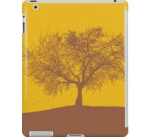 Two Tone Tree Trap iPad Case/Skin