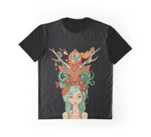 Nature's Girl Graphic T-Shirt