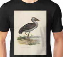 Bilder atlas zur Wissenschaftlich populären Naturgeschichte der Vögel in ihren sämmtlichen Hauptformen Leopold Joseph Fitzinger 1864 137 Unisex T-Shirt