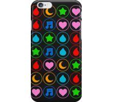 Match Three Tiles iPhone Case/Skin