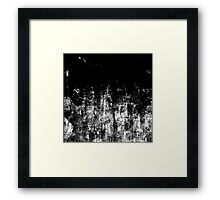abstract 5/16 d Framed Print