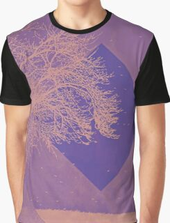 Two Tone Trees for Me Graphic T-Shirt
