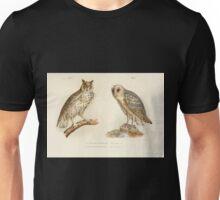 Bilder atlas zur Wissenschaftlich populären Naturgeschichte der Vögel in ihren sämmtlichen Hauptformen Leopold Joseph Fitzinger 1864 023 Unisex T-Shirt