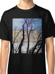 Tri-Colour Tree Classic T-Shirt