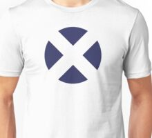 X-Men (Open X - Navy) Unisex T-Shirt