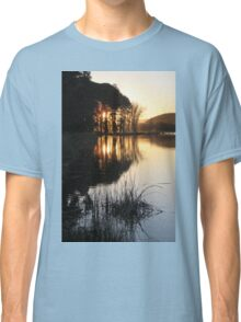 Sunset on the Lake Classic T-Shirt