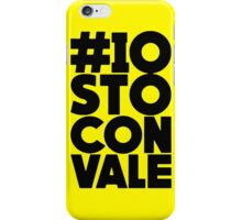 stocon vale,world champions iPhone Case/Skin