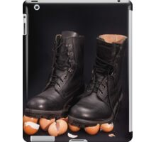 Walking on Eggshells iPad Case/Skin