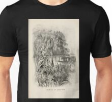 Southern wild flowers and trees together with shrubs vines Alice Lounsberry 1901 021 Saint John's River Unisex T-Shirt
