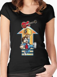 Marty Bros! Women's Fitted Scoop T-Shirt