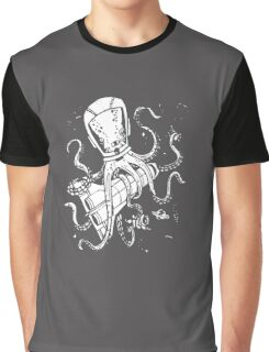 Space Attack Graphic T-Shirt