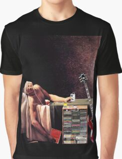 Death By MP3 Graphic T-Shirt