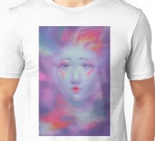 abstract pastels Unisex T-Shirt