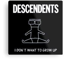 Descendents Grow Up Metal Print