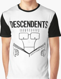 Descendents Everything Sucks Graphic T-Shirt