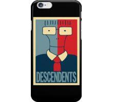 Descendents Milo iPhone Case/Skin