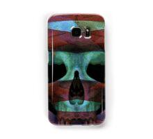 Skull N Stripes/Missing Teeth Samsung Galaxy Case/Skin