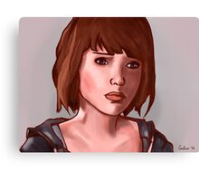 Max Caulfield Canvas Print