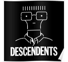 Milo Descendents Poster