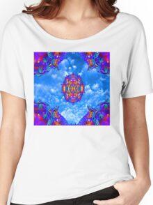 Sky Horizon Women's Relaxed Fit T-Shirt