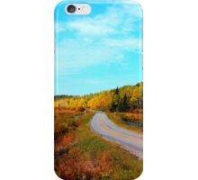 Whiteshell Provincial Park iPhone Case/Skin