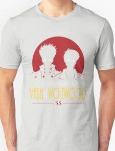 vash AND wolfwood Unisex T-Shirt