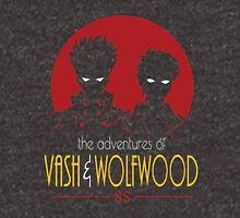 vash AND wolfwood Unisex T-Shirt