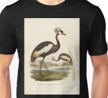 Bilder atlas zur Wissenschaftlich populären Naturgeschichte der Vögel in ihren sämmtlichen Hauptformen Leopold Joseph Fitzinger 1864 131 Unisex T-Shirt