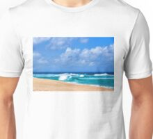 North Shore Turquoise - Impressions of Hawaii  Unisex T-Shirt