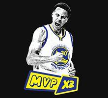 Steph Curry - NBA MVP x2 Unisex T-Shirt