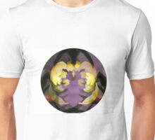 Abstract flowers as art 3 Unisex T-Shirt