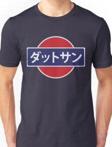 Datsun Japan Unisex T-Shirt