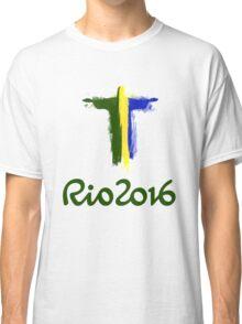 Rio 2016 Brazil Classic T-Shirt
