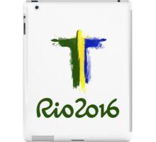 Rio 2016 Brazil iPad Case/Skin