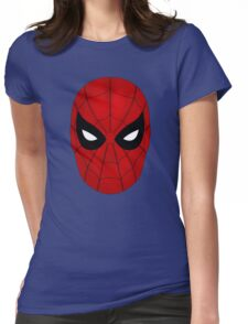 Underoos Face Full Womens Fitted T-Shirt