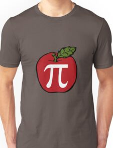 Apple Pi Unisex T-Shirt