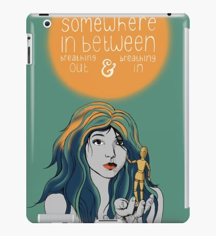 Kate Bush tribute iPad Case/Skin