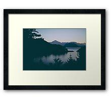 Bowen Island, Vancouver #1 Framed Print
