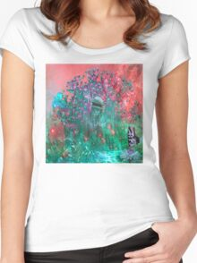 Fairy Tale Women's Fitted Scoop T-Shirt