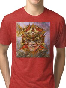 Star Clown Tri-blend T-Shirt