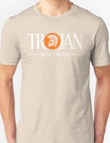 TROJAN RECORDS : WHITE SOLID T-Shirt