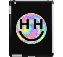 Happy Hippie Foundation Logo [Tie-Dye] iPad Case/Skin