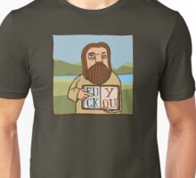 Saint Matthew Says Hi Unisex T-Shirt