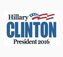 Hillary Clinton 2016 Kids Tee