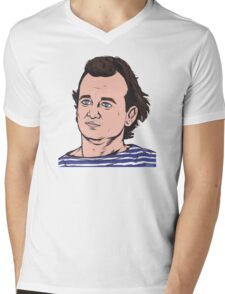 What About Bob? Mens V-Neck T-Shirt