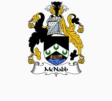 McNabb Coat of Arms / McNabb Family Crest Unisex T-Shirt